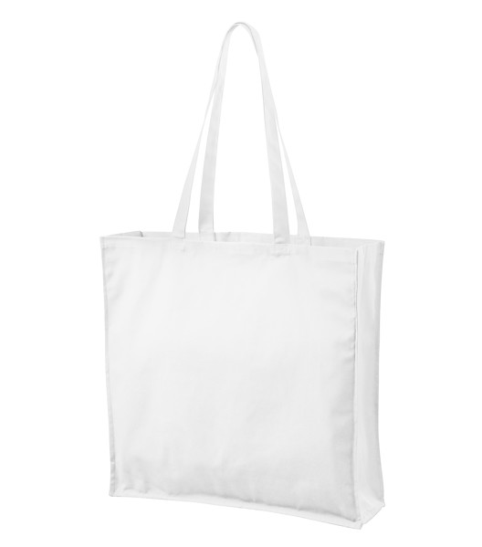 Shopping Bag unisex Malfini Carry - White / uni