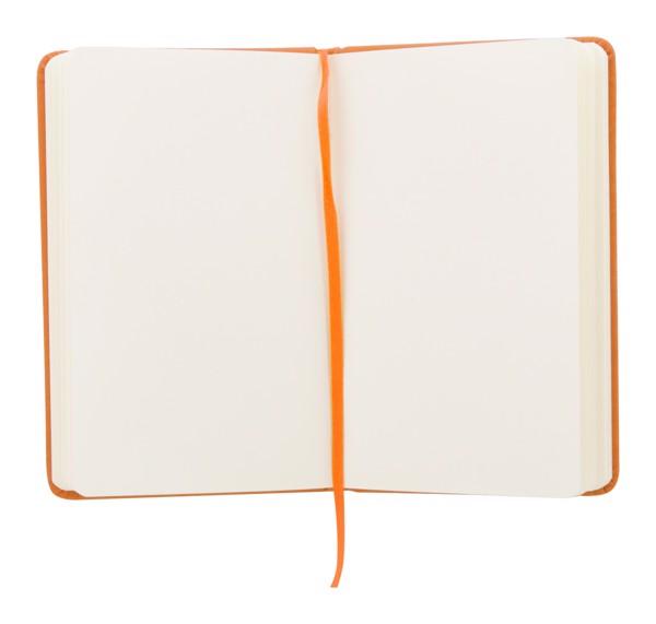 Poznámkový Blok Kine - Oranžová