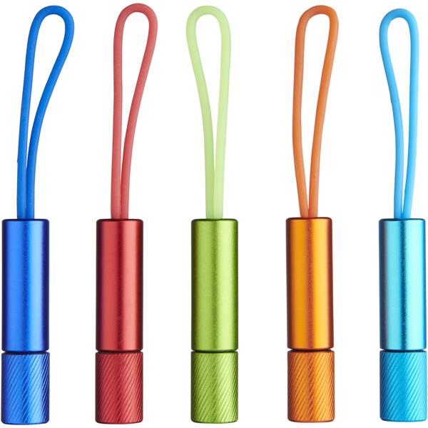 Merga LED key light with glow strap - Lime