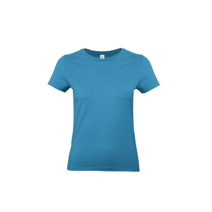 T-shirt female 185 g/m² #E190 /Women T-Shirt - Atoll / S