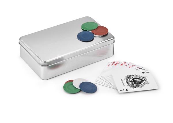EDDY. Παιχνίδι πόκερ