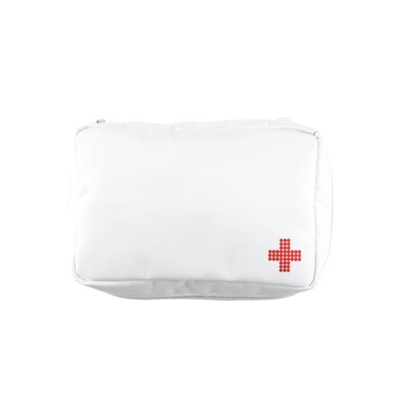 Lékárnička velikosti obálky - Bílá