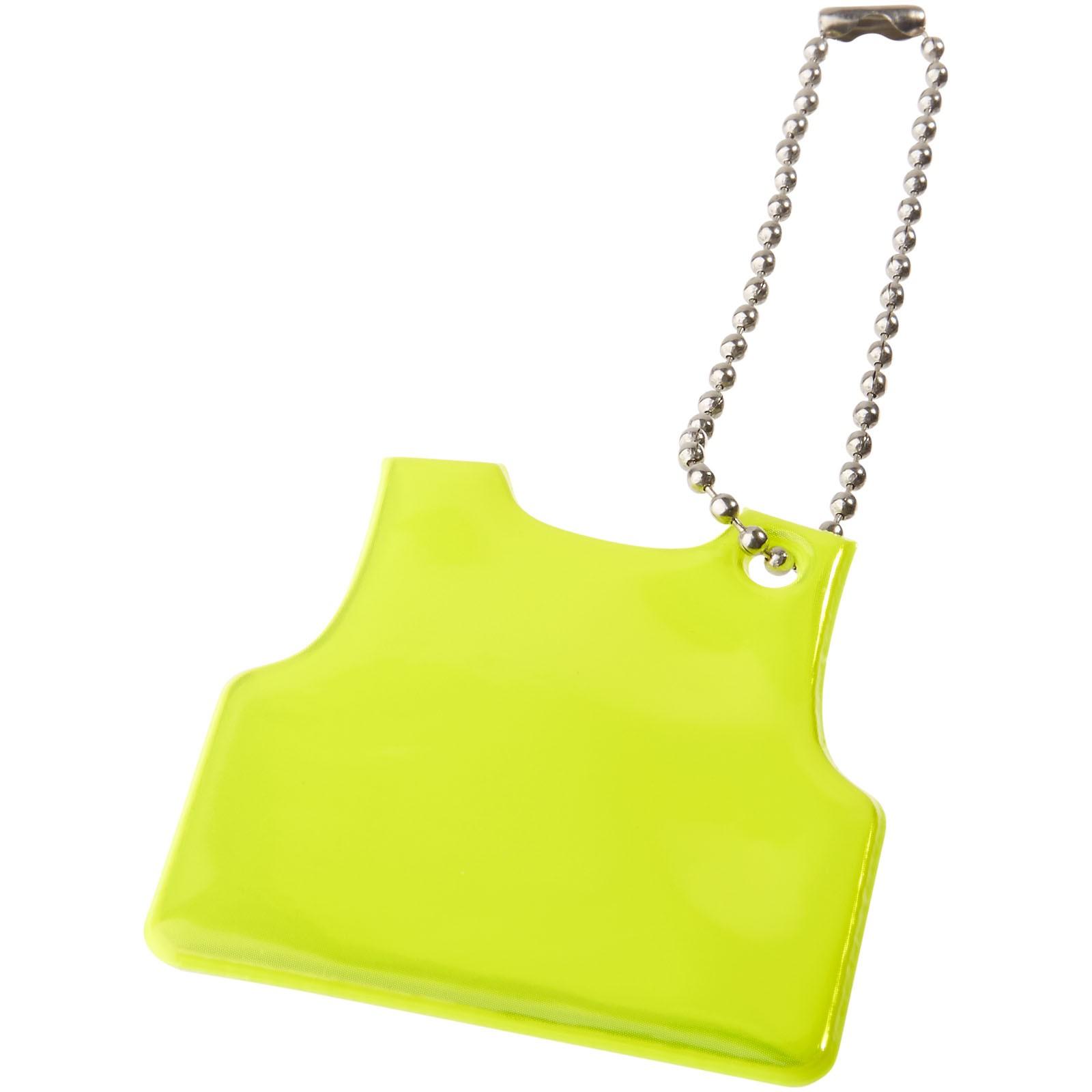 Reflective hanger vest - Yellow