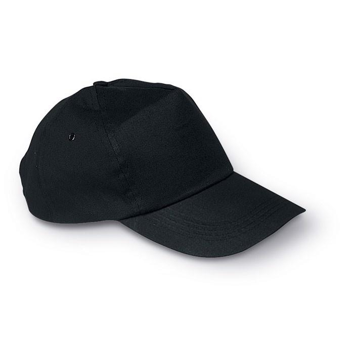 Čepice s kšiltem Glop Cap - black