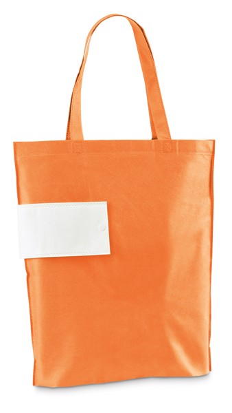 COVENT. Αναδιπλούμενη τσάντα - Πορτοκάλι