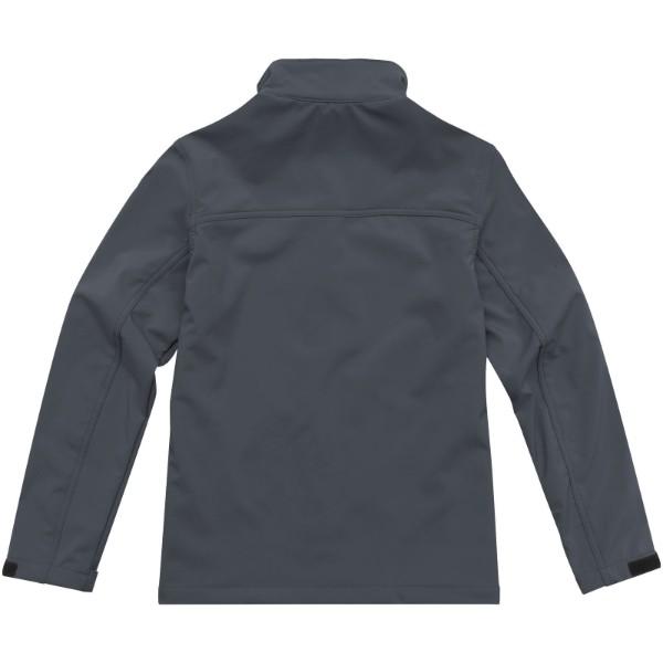 Softshellová bunda Maxson - Storm Grey / S
