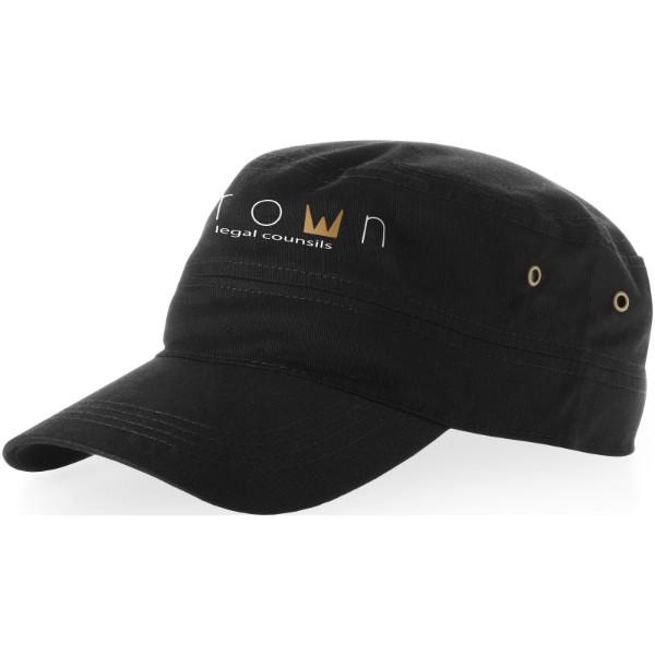 San Diego cap - Solid black