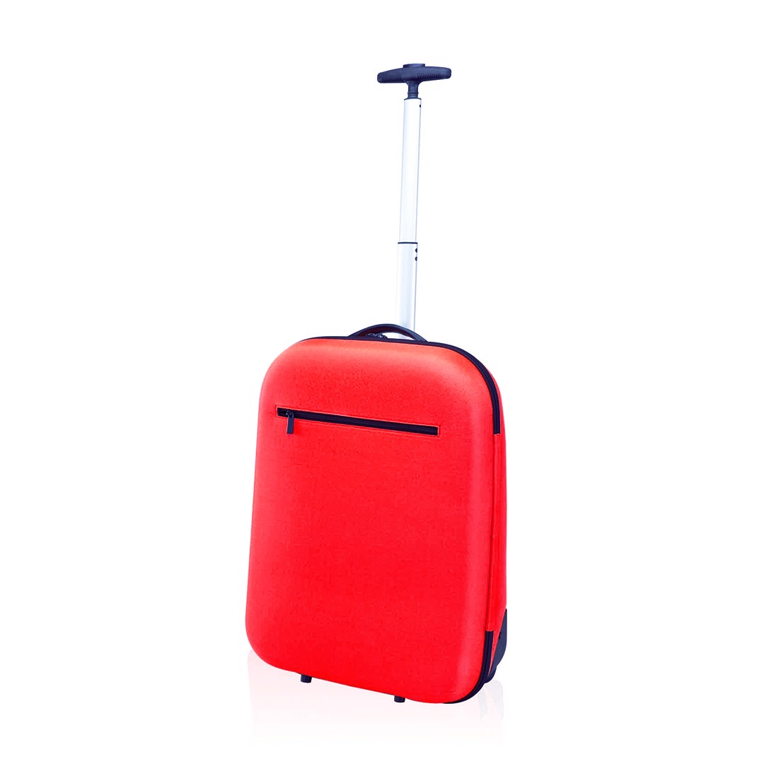 Trolley Nao - Rojo