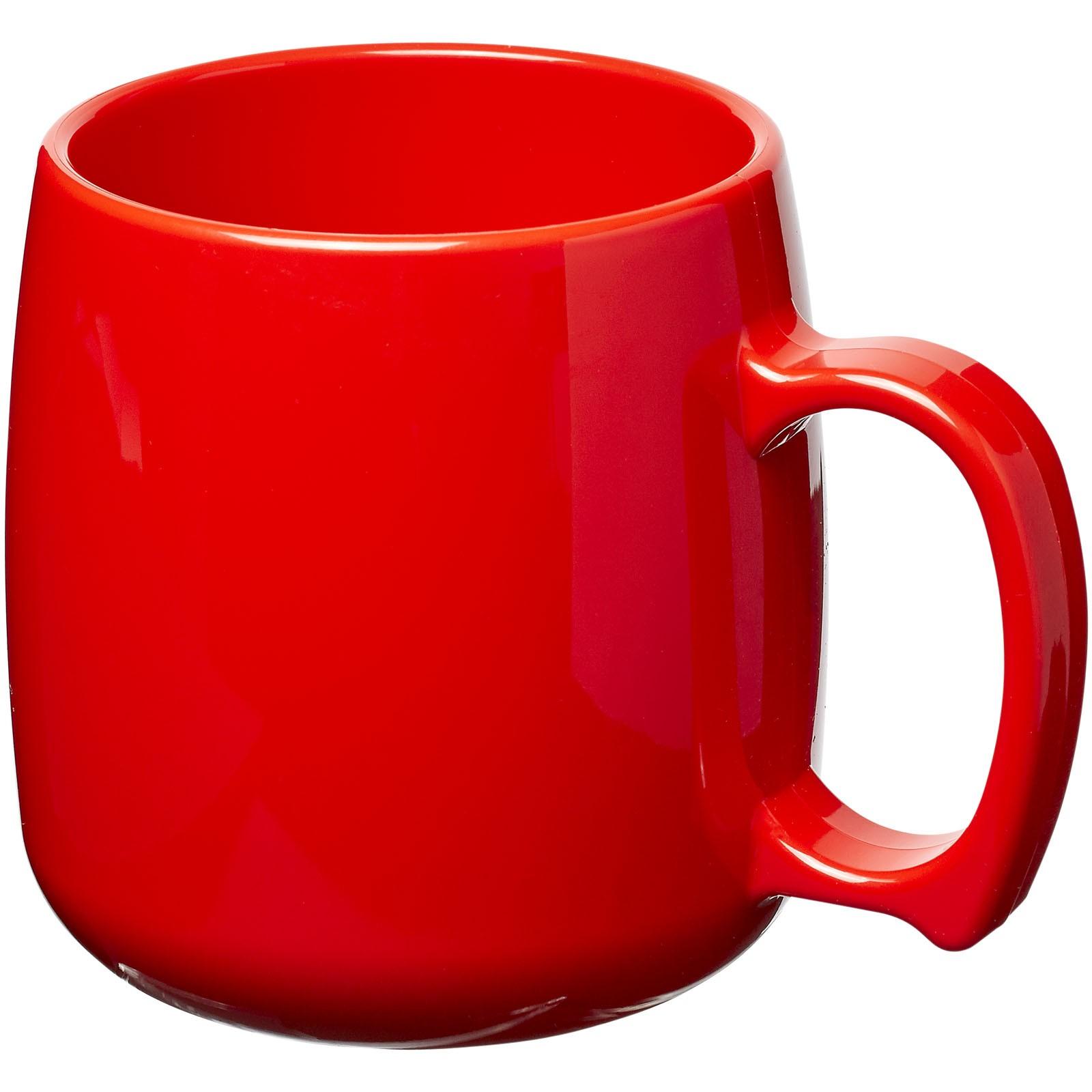 Classic 300 ml Kunststoffbecher - Rot
