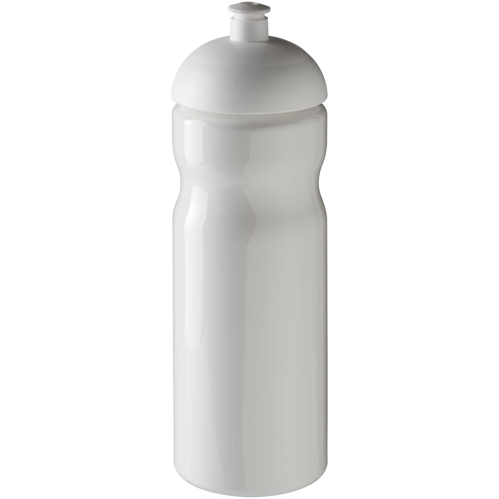 H2O Base® 650 ml dome lid sport bottle - White