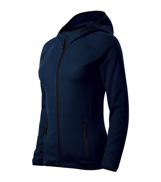 Stretch fleece dámský Malfini Direct - Námořní Modrá / XL