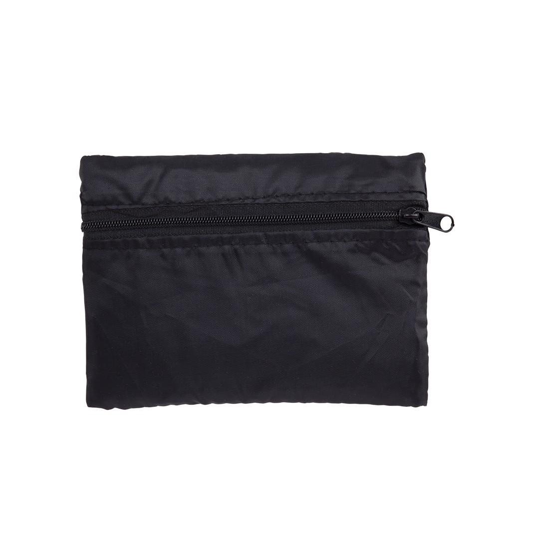 Bolsa Plegable Kima - Negro