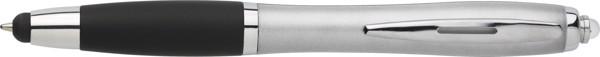 ABS 3-in-1 ballpen - Silver