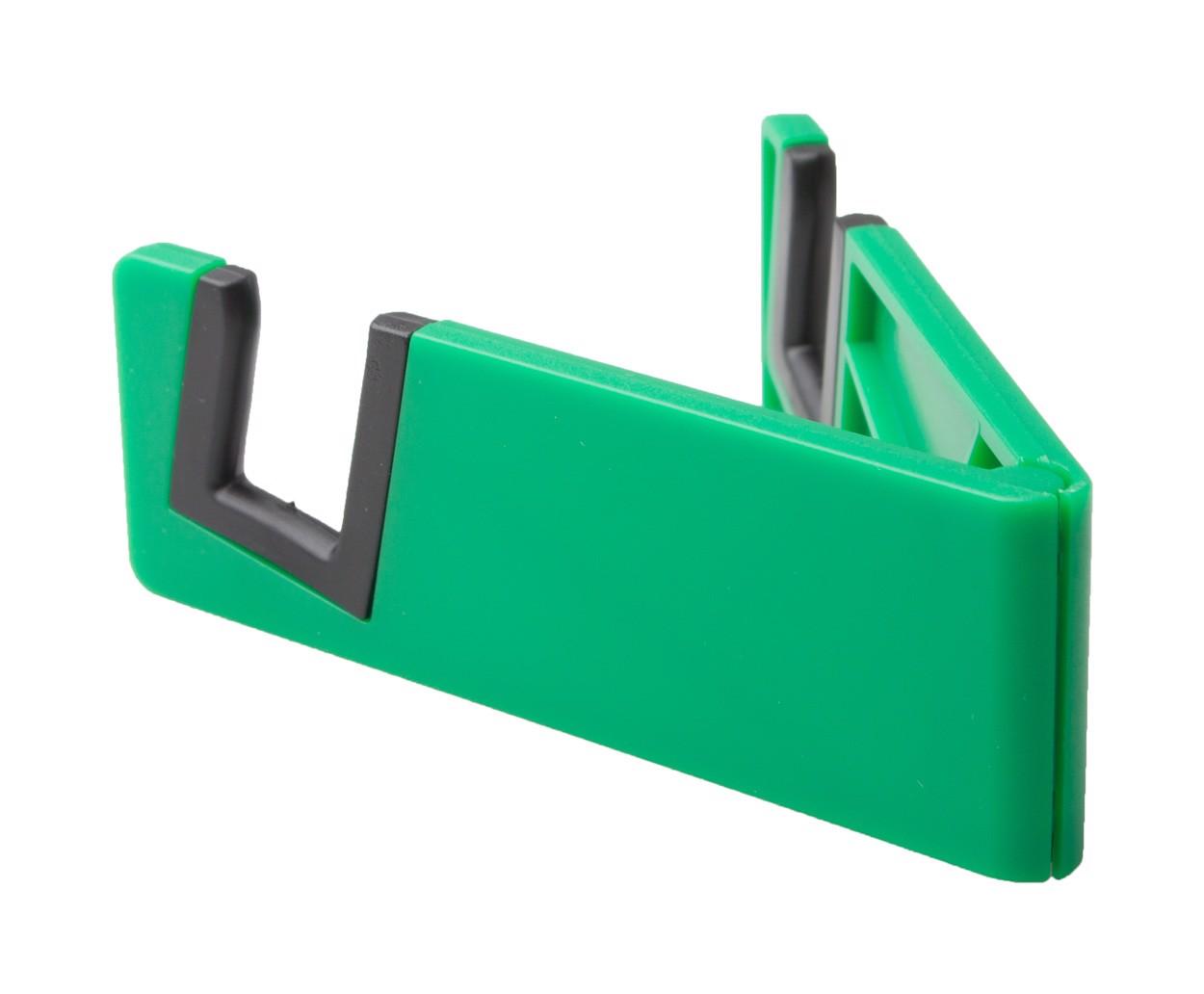Stojánek Na Mobil Laxo - Zelená / Černá