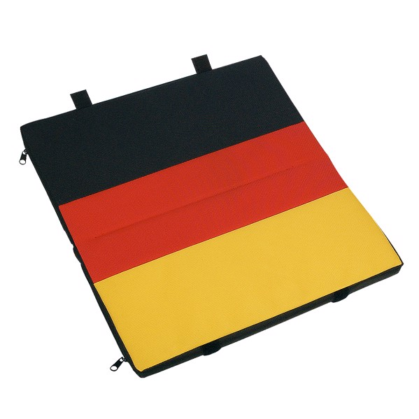 "Cushion ""Arena - Germany"" - German-Style"