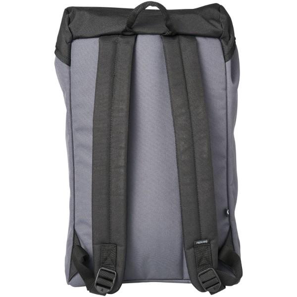 """Westport 15"""" RPET laptop backpack - Grey"""
