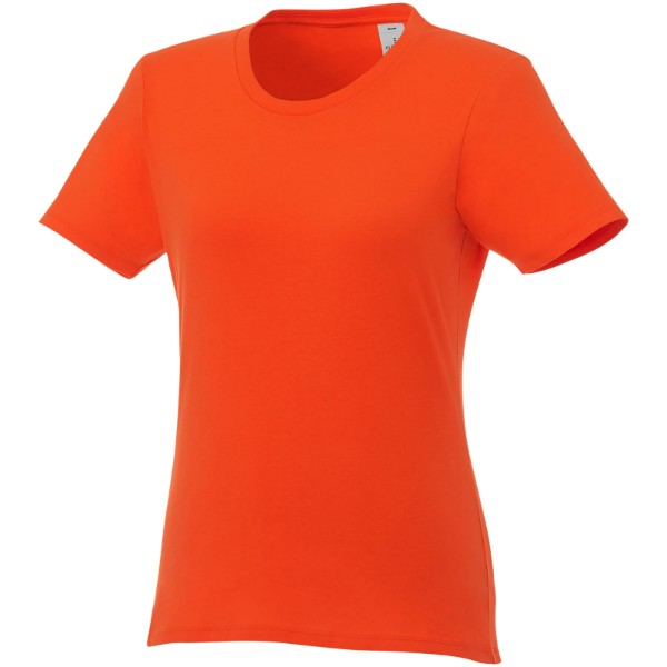 Dámské triko Heros s krátkým rukávem - 0ranžová / XS