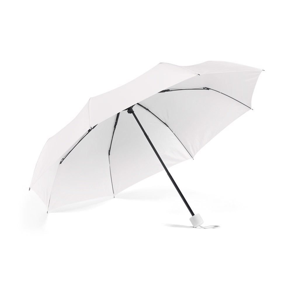 MARIA. Skládací deštník - Bílá