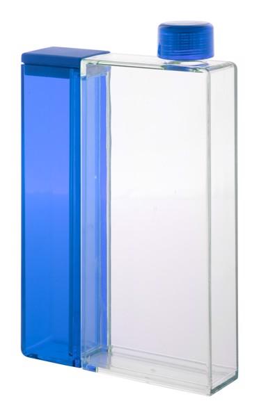 Water Bottle Flisk - Blue