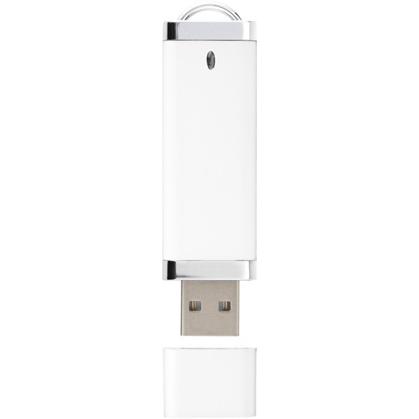 USB disk Even, 2 GB - Bílá