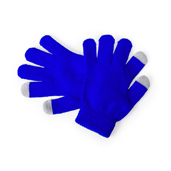 Touchscreen Gloves Pigun - Blue
