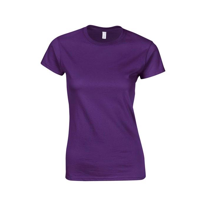 Ladies t-shirt 150 g/m² Lady-Fit Ring Spun 64000L - Purple / L