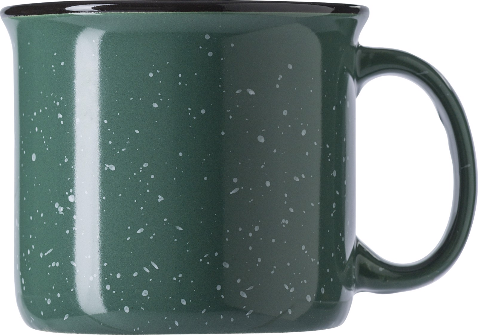 Ceramic mug - Green