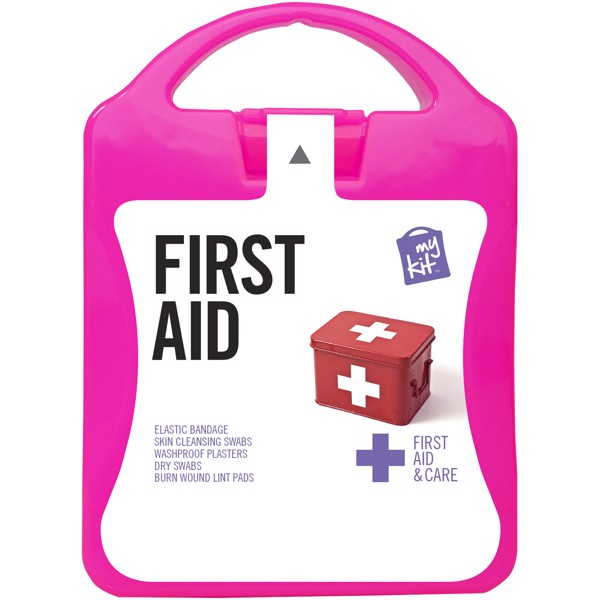 MyKit First Aid - Magenta
