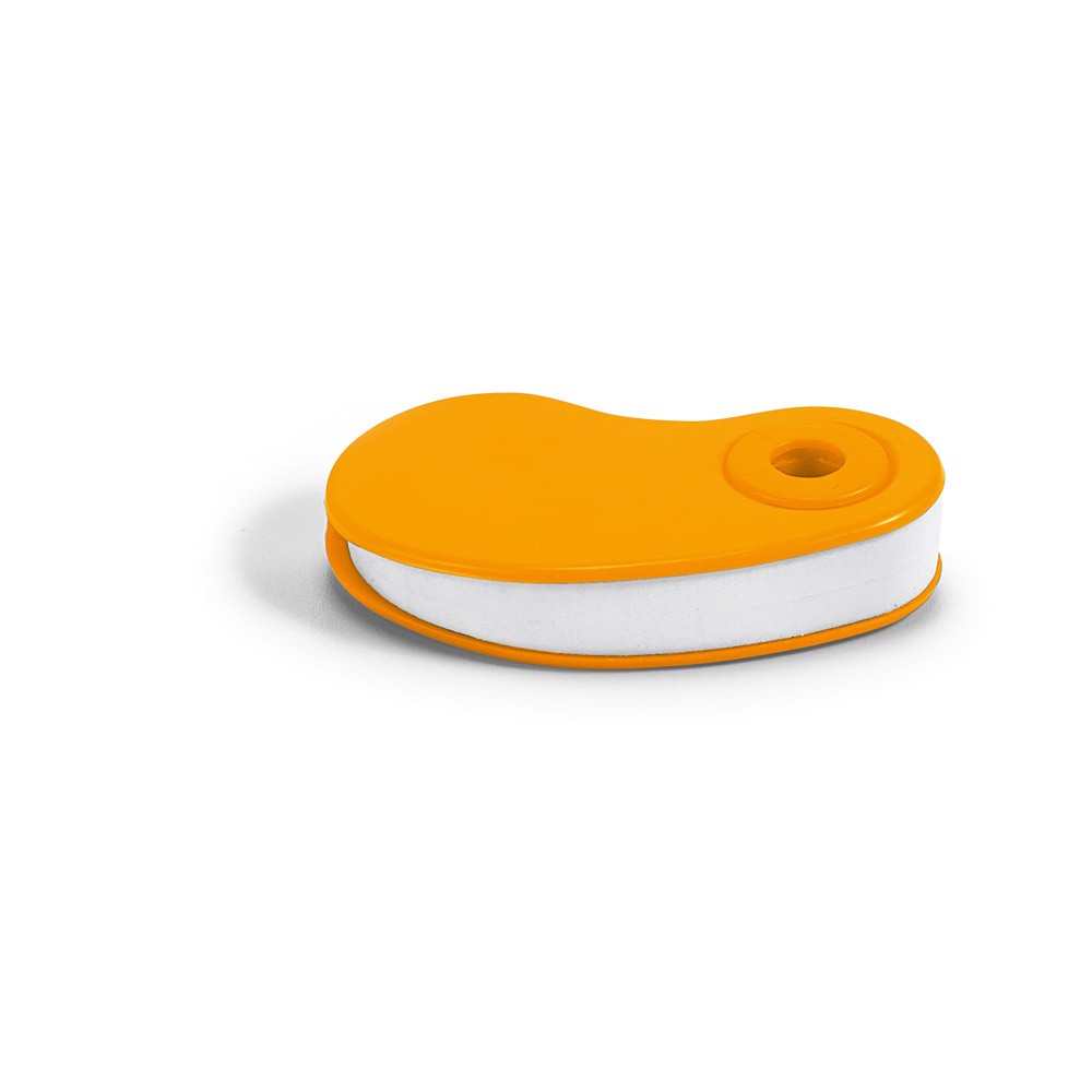 SIZA. Rubber with protective cover - Orange