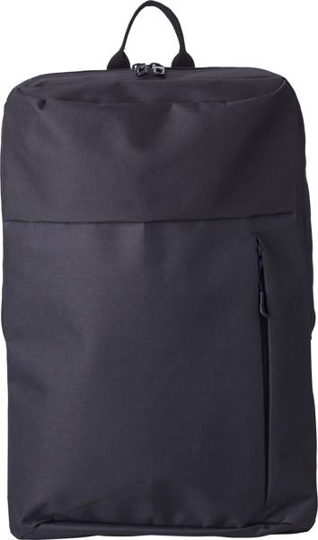 Rucksack 'Martin' aus Polyester - Black