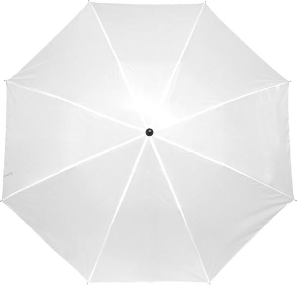 Taschenschirm 'Classic' aus Polyester - White