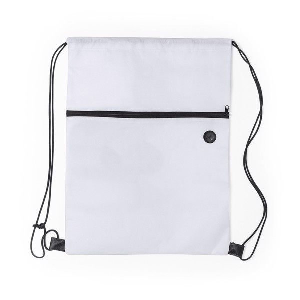 Drawstring Bag Vesnap - White