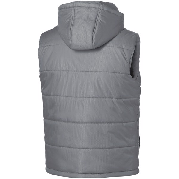 Mixed Doubles bodywarmer - Grey / S