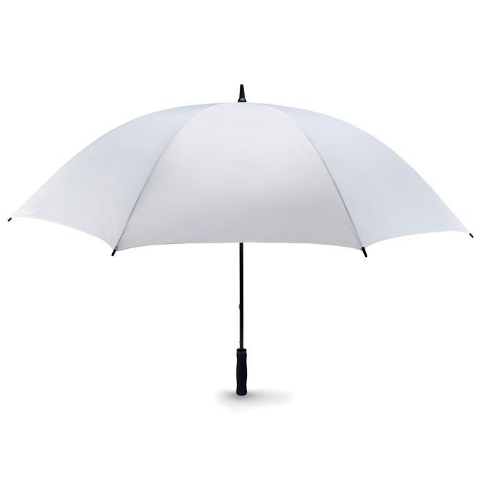 Golfový deštník Gruso - white