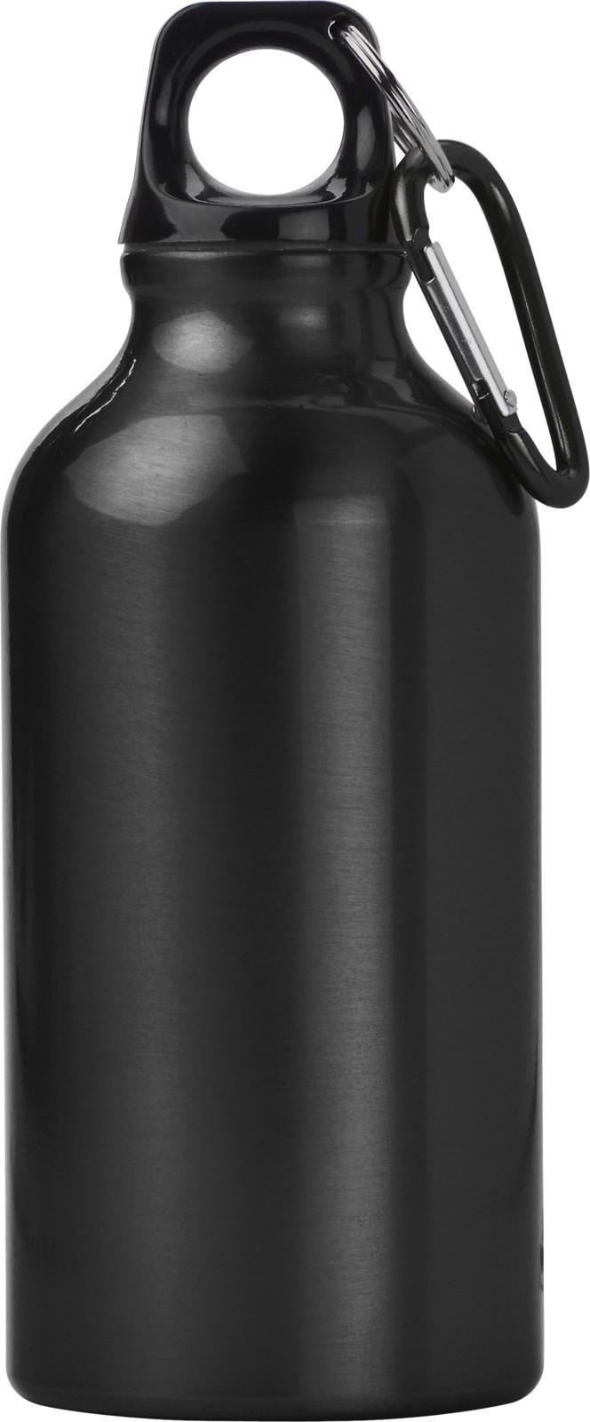 Aluminium bottle - Black