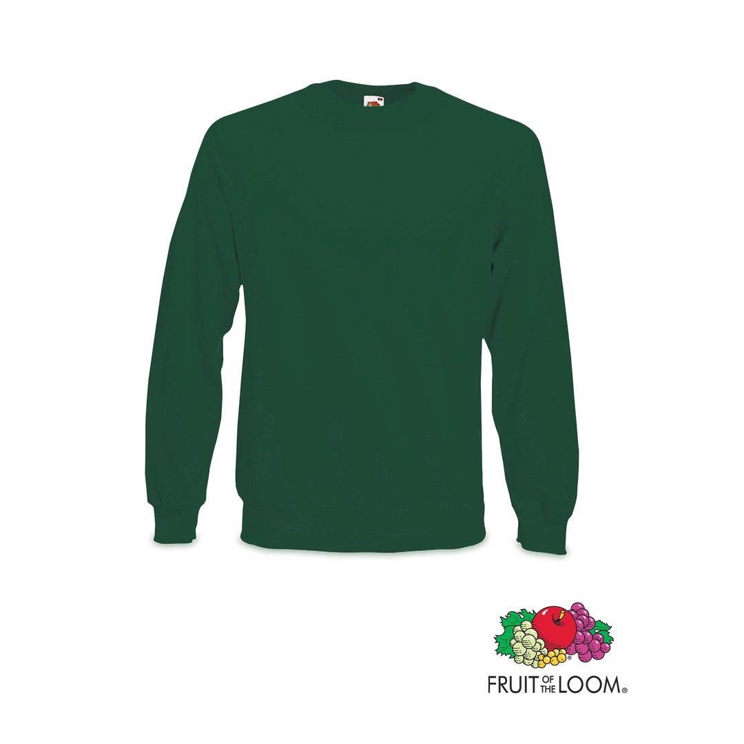 Sudadera Raglan - Verde / XL