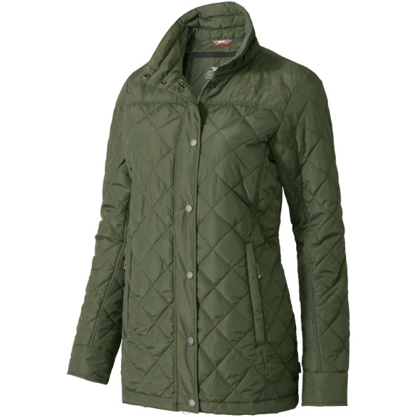 Stance ladies insulated jacket - Army green / XL