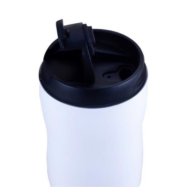 Kubek izotermiczny Tromso 250 ml - Biały