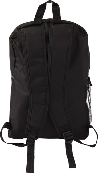 Polyester (600D) backpack - Red