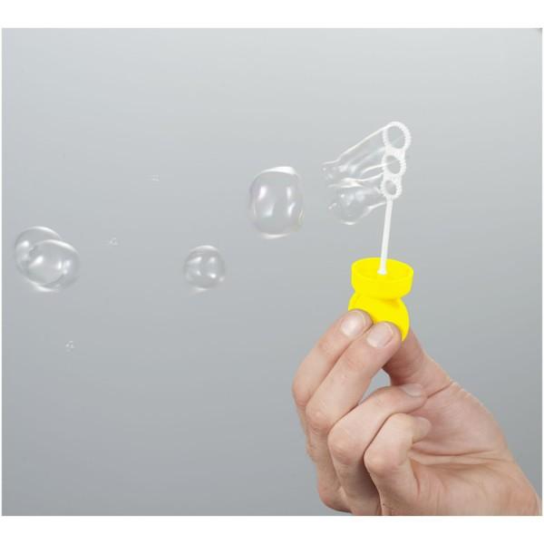 Bubbly Seifenblasen im Röhrchen - Gelb