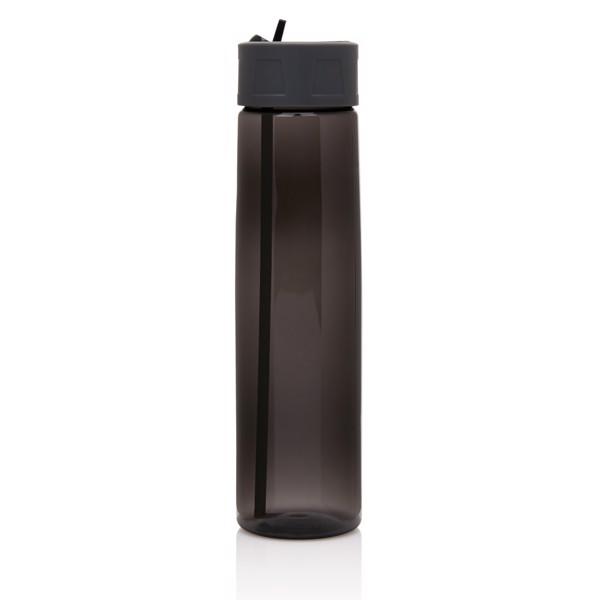 Tritanová lahev sbrčkem - Šedá