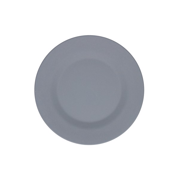 "Plate ""Eco"" Small - Grey"