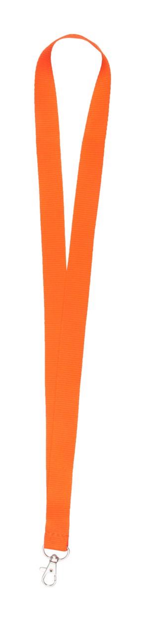 Lanyard Neck - Oranžová