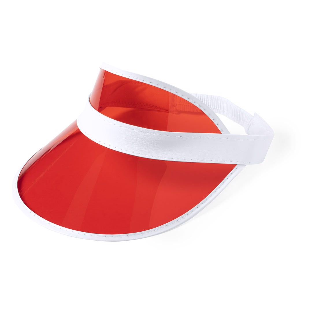 Visera Narim - Rojo