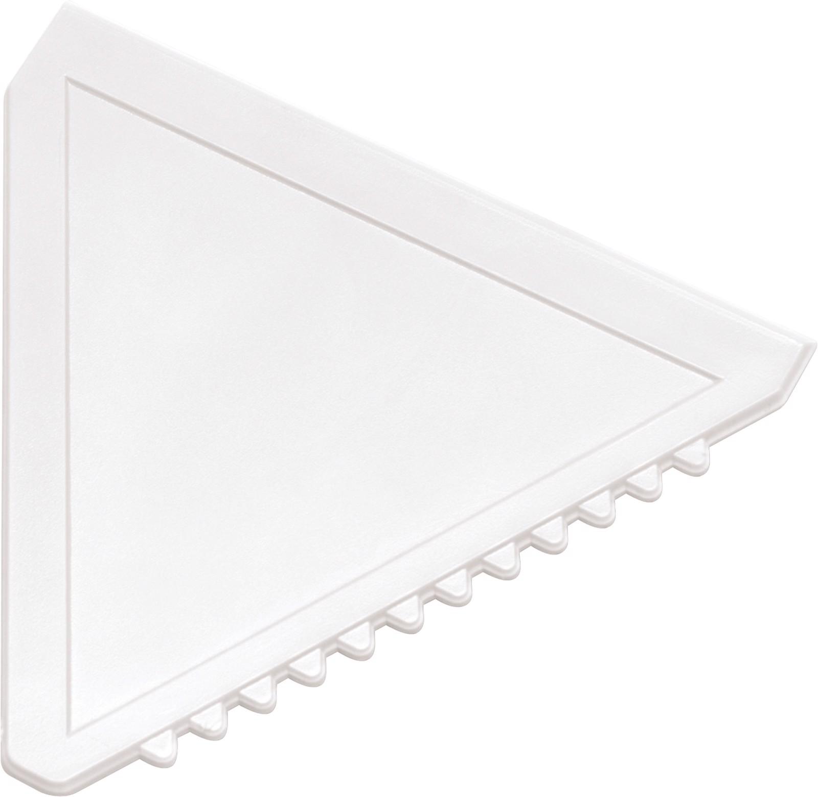 PS ice scraper - White