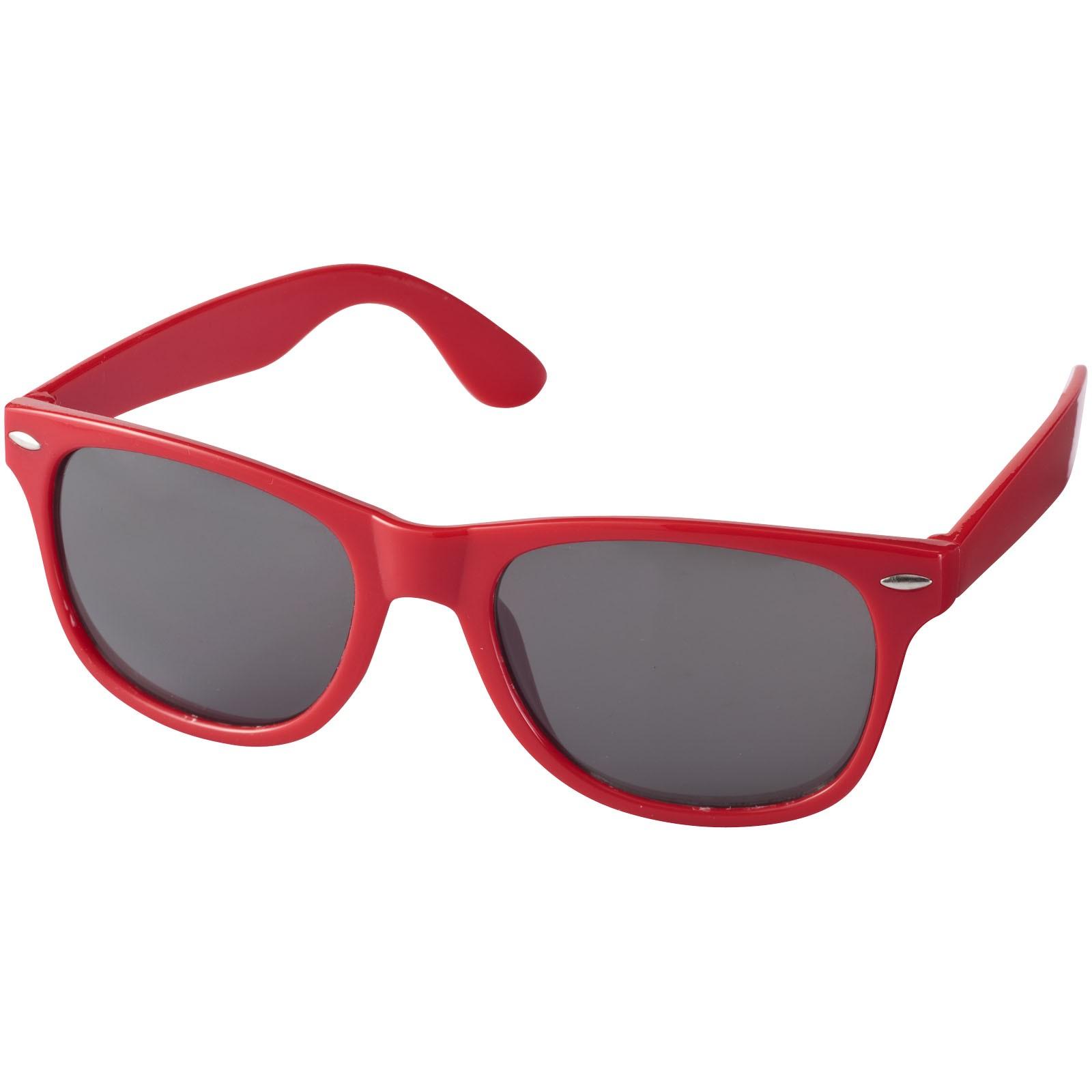 Sun Ray Sonnenbrille - Rot