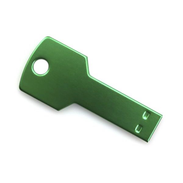 Memoria USB Fixing 16GB - Plateado