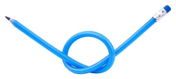 Ohebná Tužka Flexi - Modrá