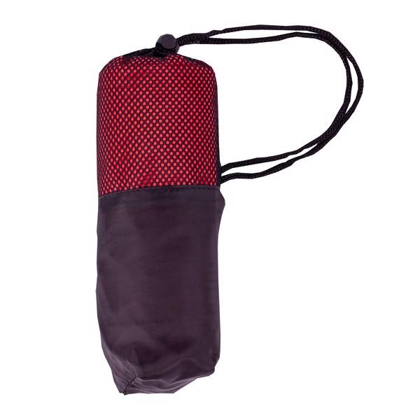 Peleryna przeciwdeszczowa Rainready - Czerwony