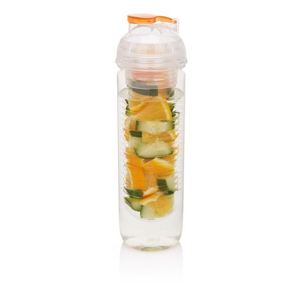 Vizespalack gyümölcstartóval - Narancs